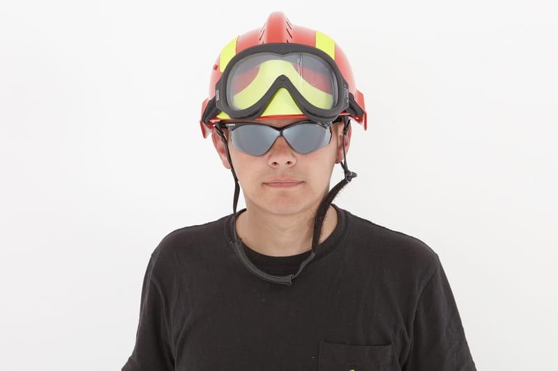 Przeciwsłoneczne okulary BRONTO 4 szt. Sklep Strażacki
