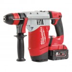 MŁOTOWIERTARKA SDS-PLUS MILWAUKEE M18 CHPX-502X 5,0AH FUEL